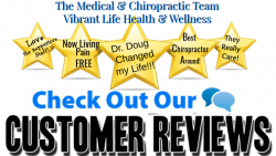 Vibrant Life Chiropractic Customer Reviews